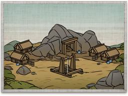 Surface Gold Mine