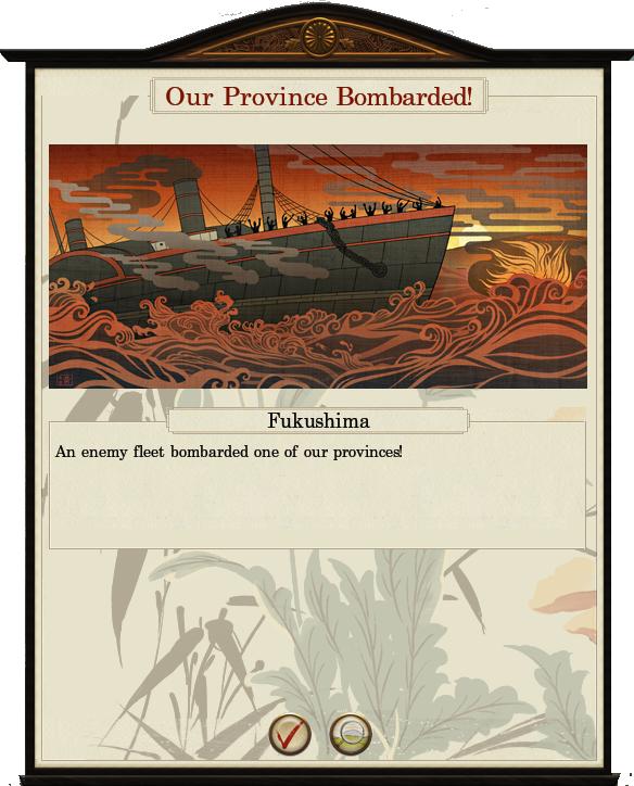 Naval Bombardment
