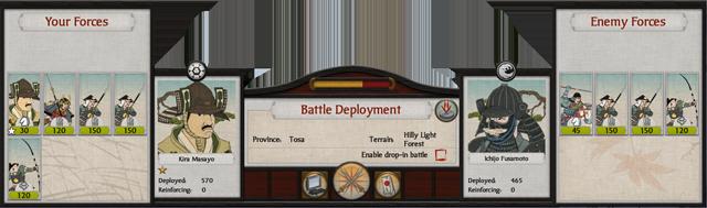 The Battle Panel