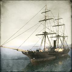 Boshin_Naval_Inf_Corvette_Kanko_Maru Image