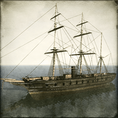 Boshin_Naval_Inf_Frigate_Kaiyo_Maru Image