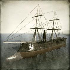 Boshin_Naval_Inf_Ironclad_Kotetsu Image