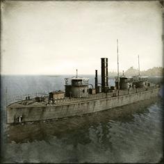 Boshin_Naval_Inf_Ironclad_USS_Roanoke Image