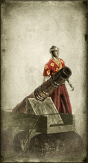Boshin_Traditional_MP_Art_Wooden_Cannons Image