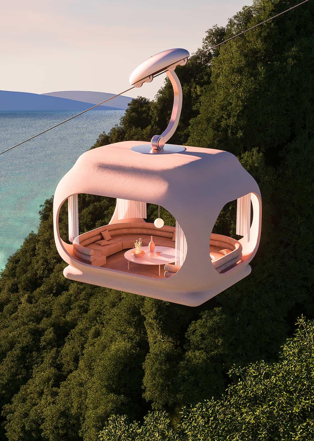 Loftgarten The Resort by Paul Milinski