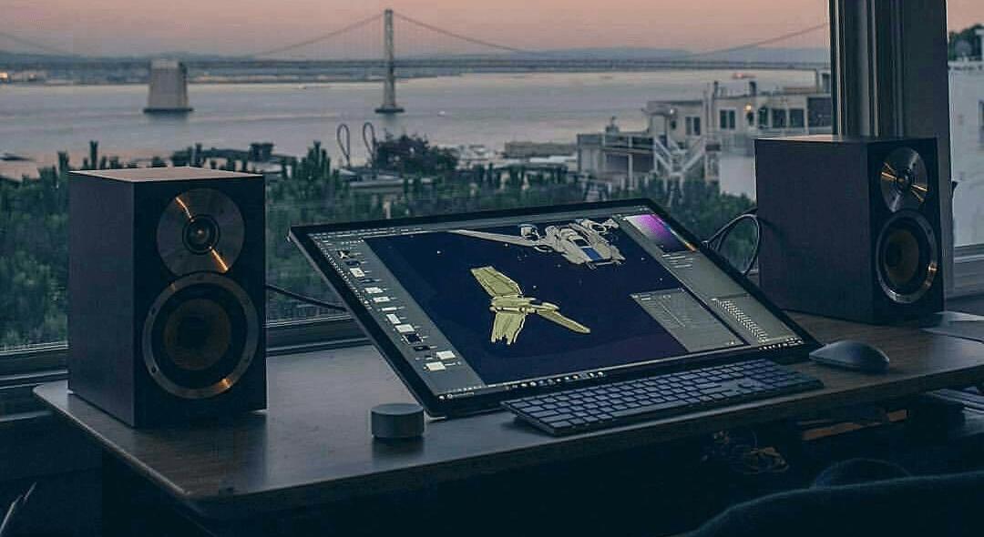 桌面生活(来自网络)