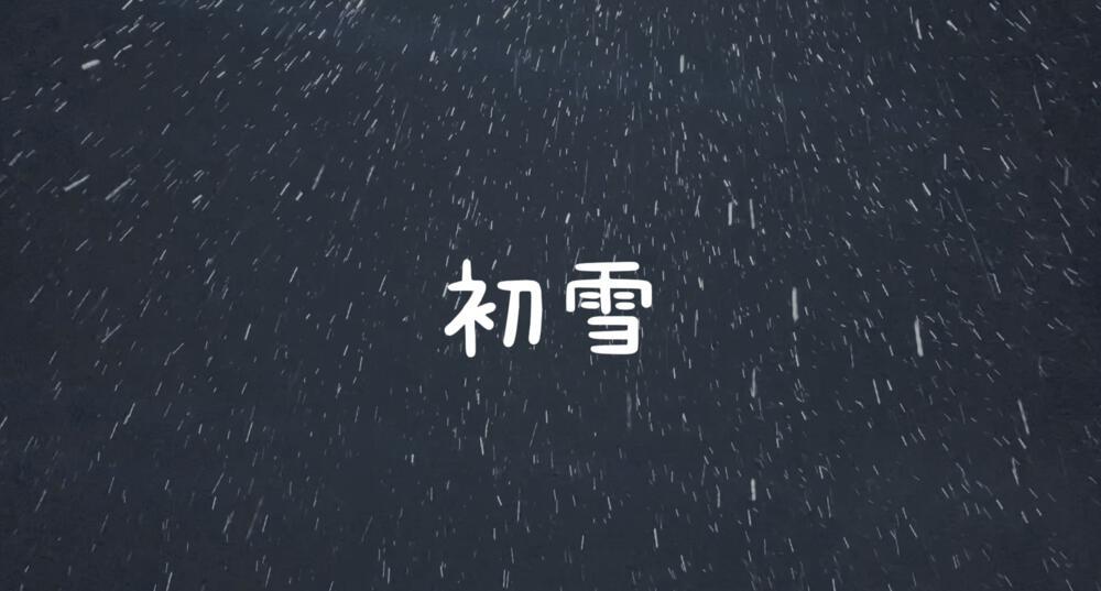 2020杭州,雪