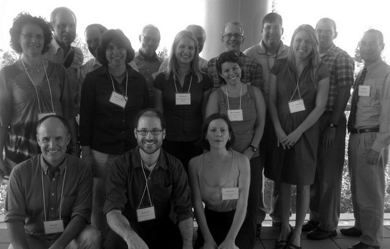 Some of the workshop participants
