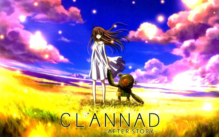 人生中最重要的一课 - 《Clannad》