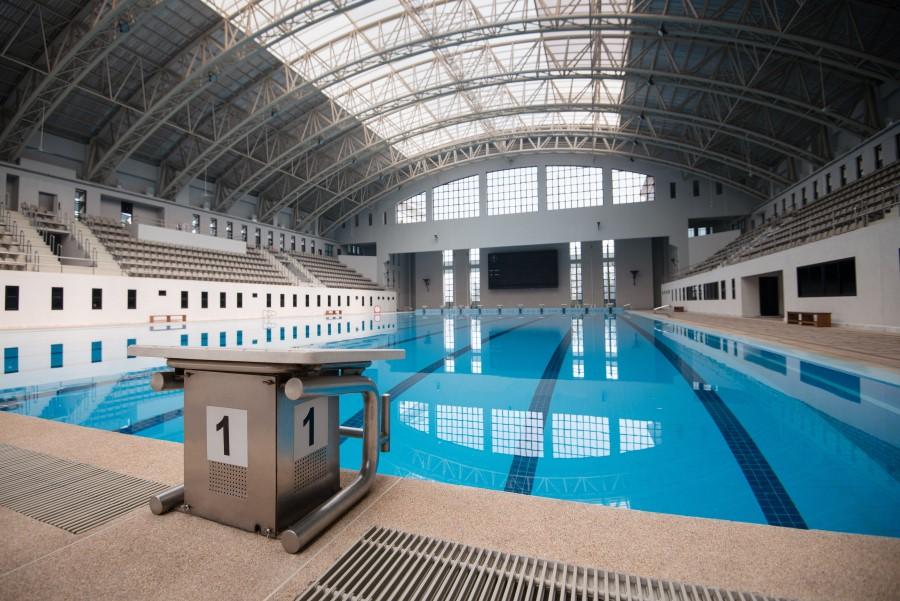 Reinigung Öffentliche Einrichtungen reinigung schwimmbad