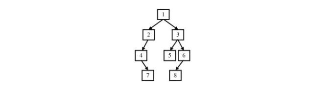 二叉树示例图片