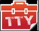 tty logo