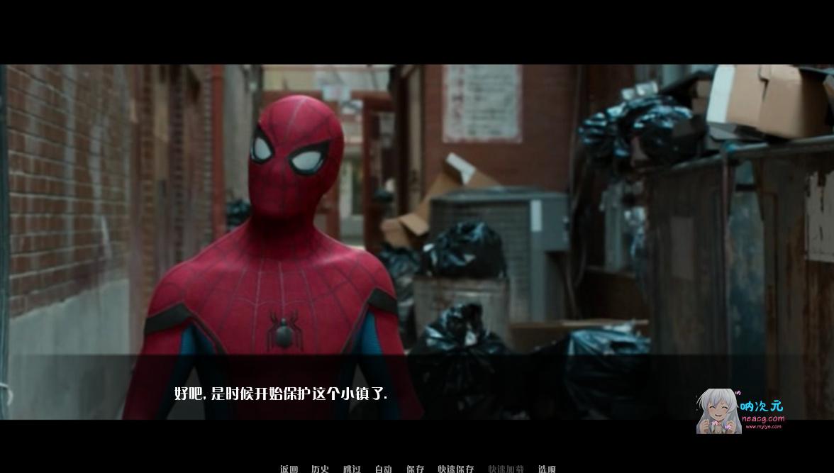 蜘蛛侠:面具下的男人 完结精翻汉化版【欧美SLG/汉化/动态CG/PC+安卓/2.8G】