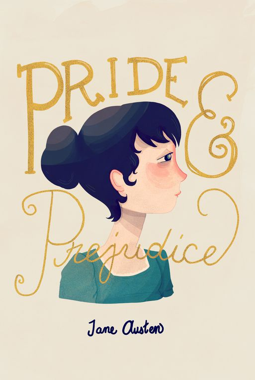 Pride & Prejudice book cover