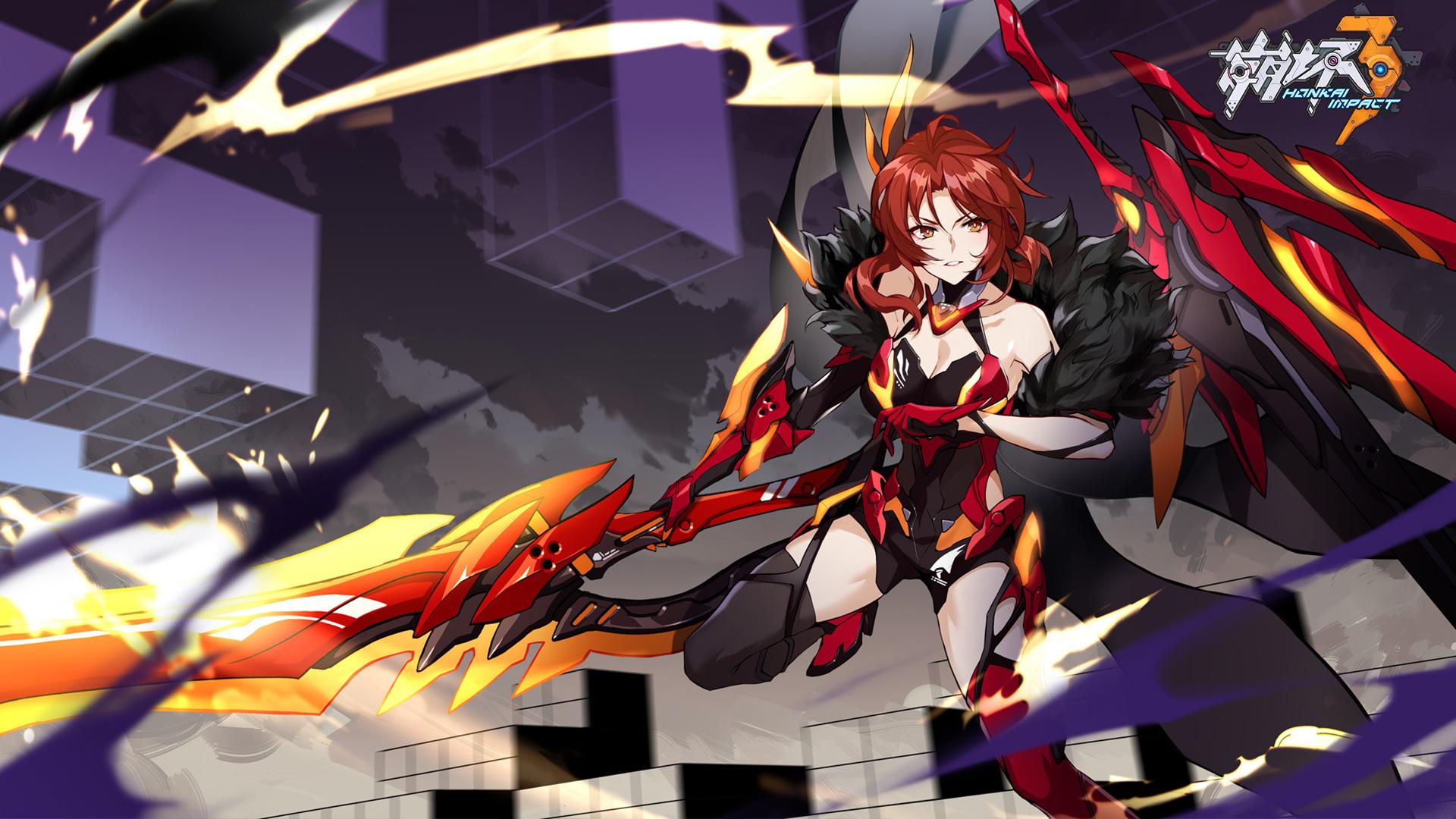 姬子--真红骑士