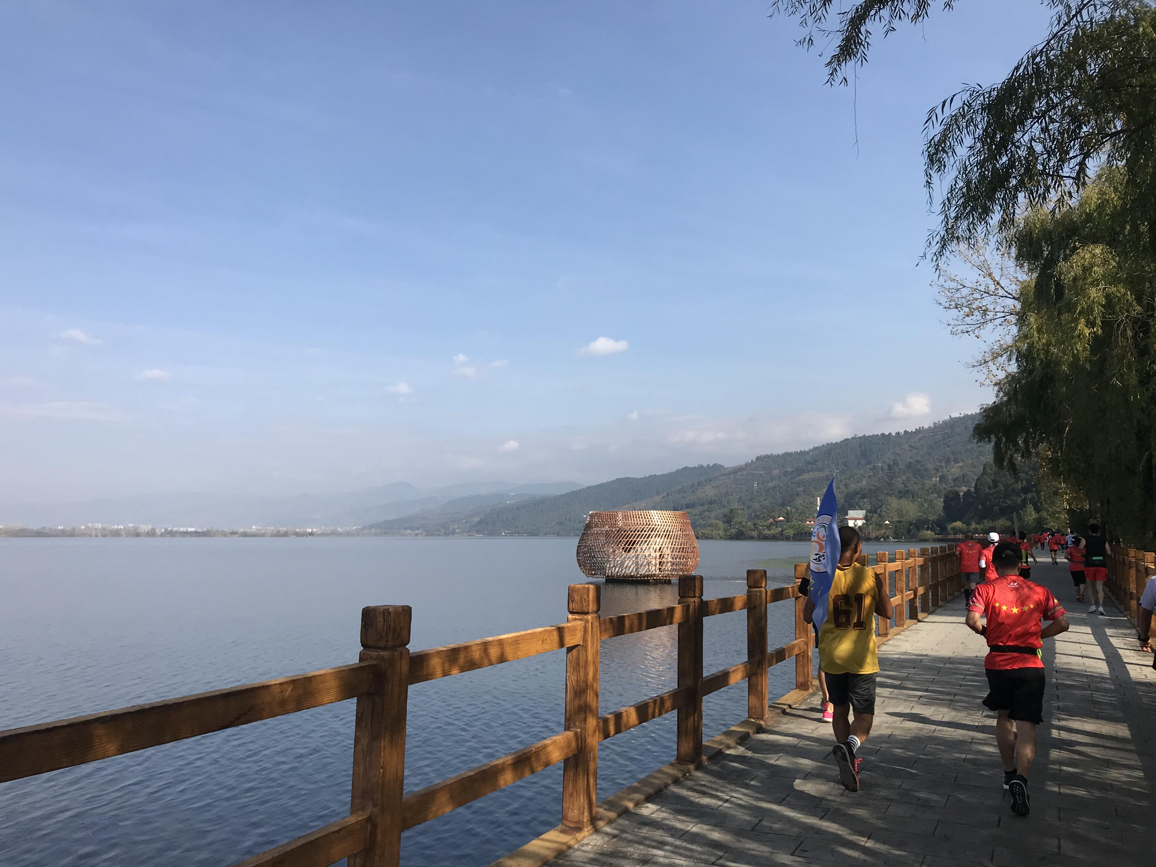 马拉松-2019西昌最美赛道邛海马拉松