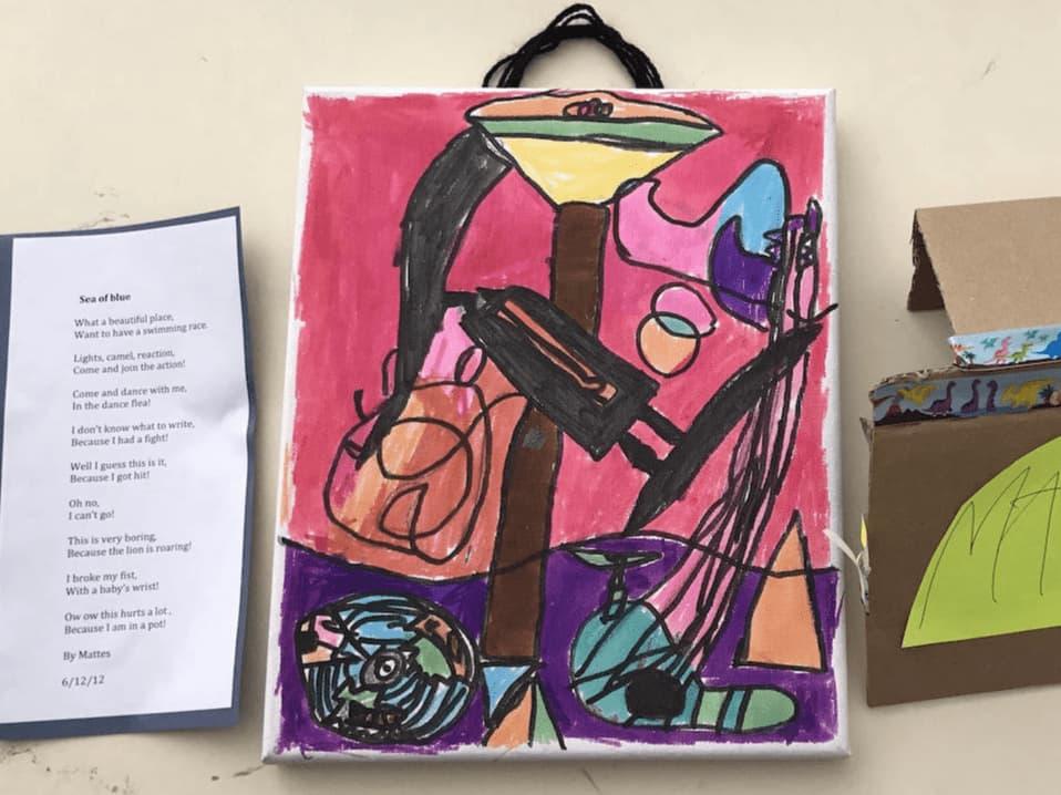Student Artwork (FISP)