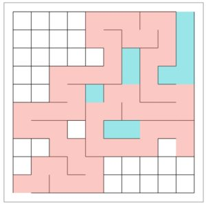 Networks, mazes, and R (Rmaze)