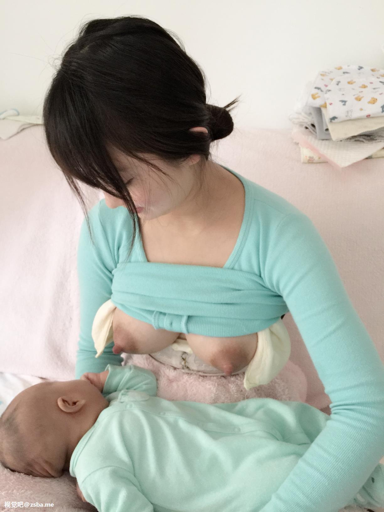 视觉吧@[精品推荐]黑客破解相册,宝妈哺乳[336P]插图3