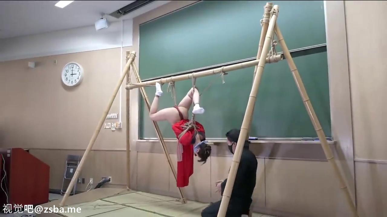 京都大学讲座《紧缚术新浪潮与亚洲人文》请以艺术的眼光观看插图9