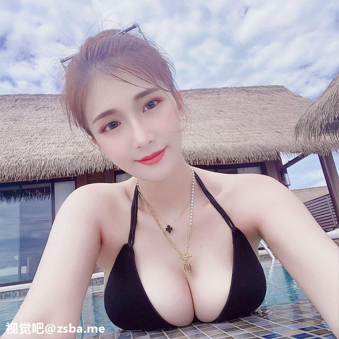 超胸台妹谢薇安-ins图包[583P]插图7