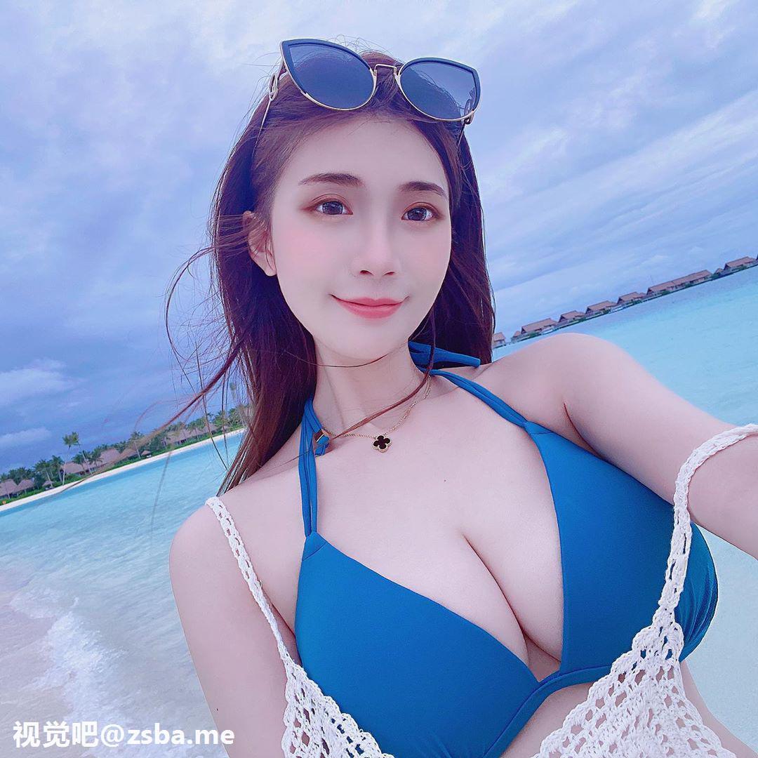 超胸台妹谢薇安-ins图包[583P]插图3