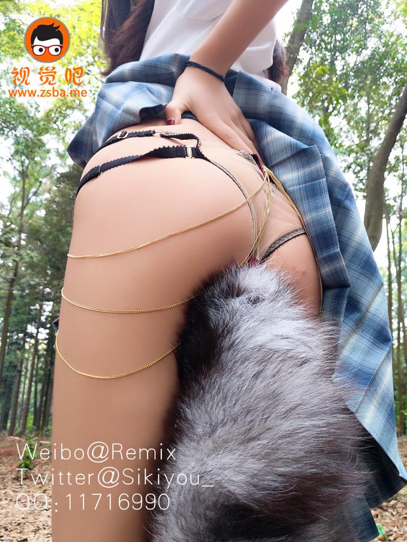 视觉吧@福利姬remix-森林里的小狐仙[128P/720MB]插图5