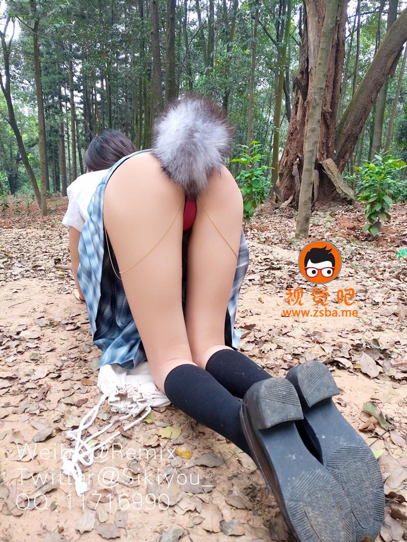 视觉吧@福利姬remix-森林里的小狐仙[128P/720MB]插图7
