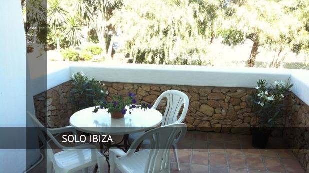 Hostal Ácora Ibiza opiniones