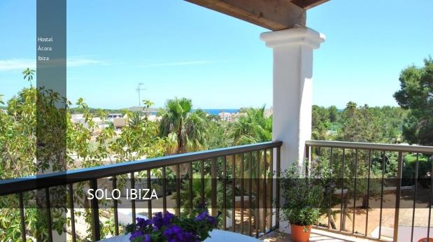 Hostal Ácora Ibiza reverva
