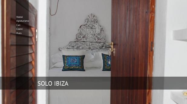 Hostal Agroturismo Can Cosmi Prats Ibiza