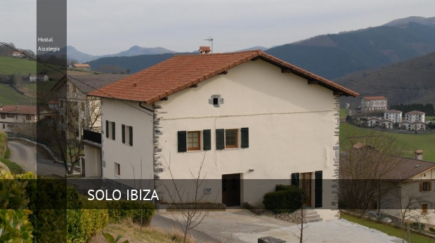 Hostal Aizalegia booking