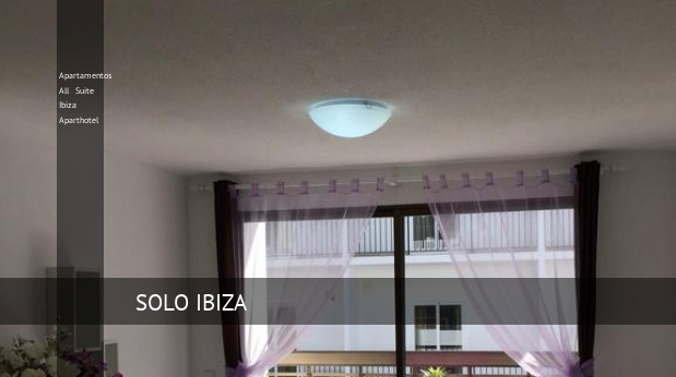 Apartamentos All Suite Ibiza Aparthotel reservas
