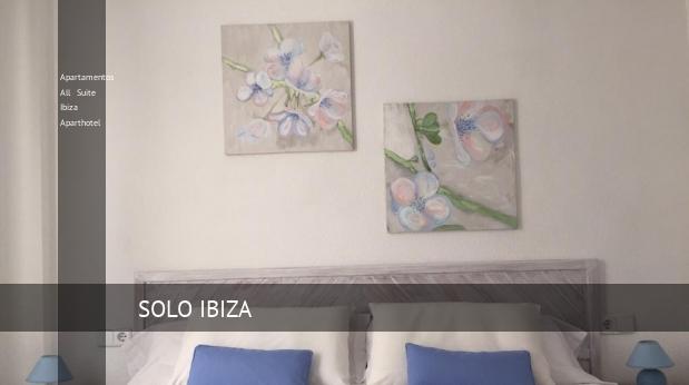 Apartamentos All Suite Ibiza Aparthotel