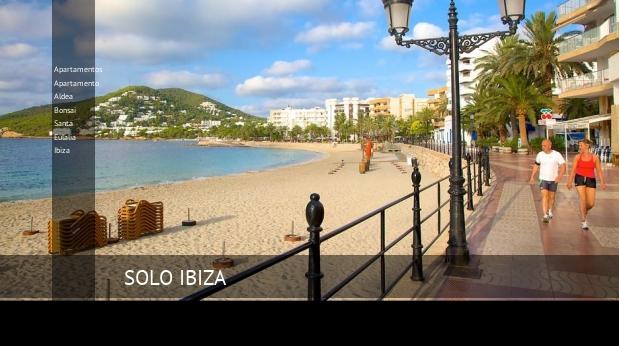 Apartamentos Apartamento Aldea Bonsai Santa Eulalia Ibiza booking