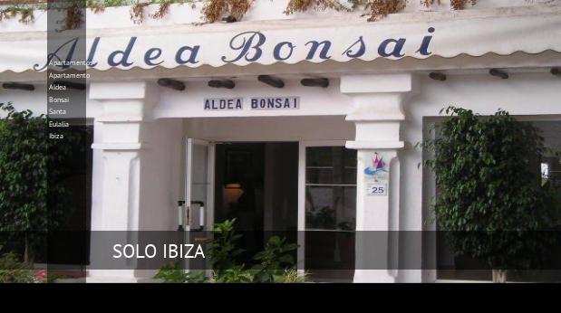 Apartamentos Apartamento Aldea Bonsai Santa Eulalia Ibiza opiniones