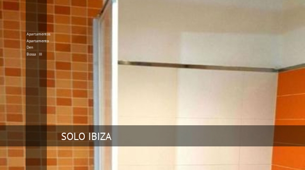 Apartamentos Apartamento Den Bossa III booking