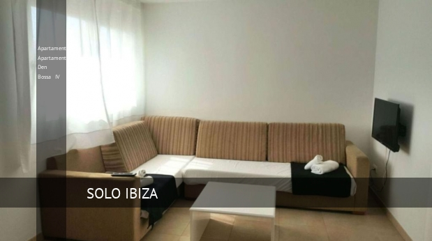 Apartamentos Apartamento Den Bossa IV booking