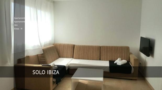 Apartamentos Apartamento Den Bossa IV reverva