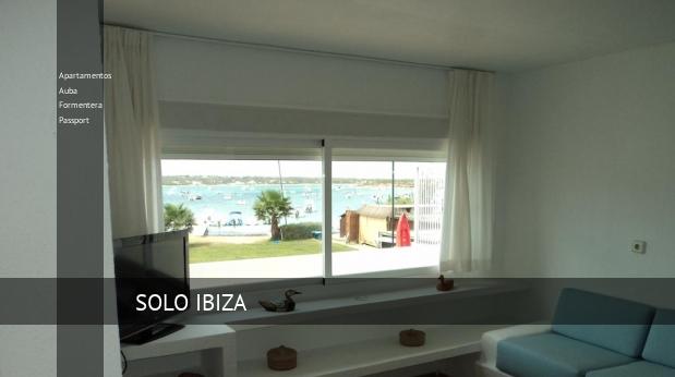 Apartamentos Auba Formentera Passport opiniones