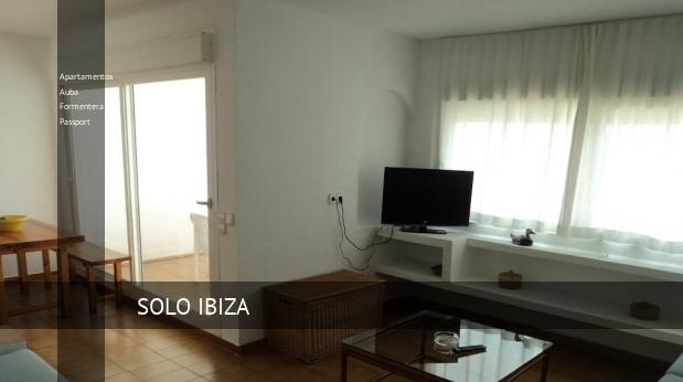 Apartamentos Auba Formentera Passport reverva