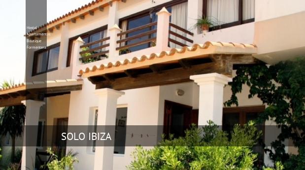Hostal Apartamentos Boutique Formentera barato