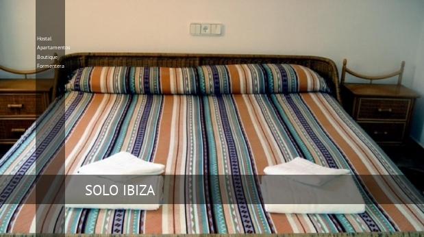 Hostal Apartamentos Boutique Formentera opiniones