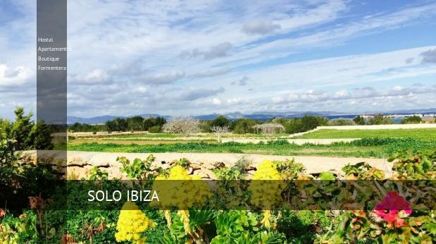 Hostal Apartamentos Boutique Formentera reservas