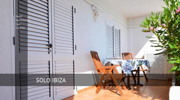 Hostal Apartamentos Casa Franziska reverva