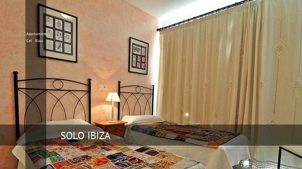 Apartamentos Cel Blau Ibiza