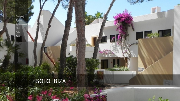 Complejo Turístico Apartamentos Club Cala Azul