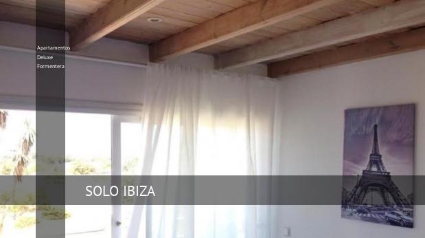 Apartamentos Apartamentos Deluxe Formentera