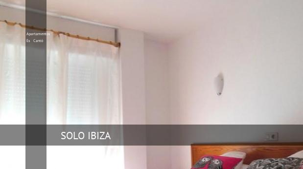 Apartamentos Es Cantó booking