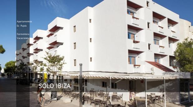 Apartamentos Apartamentos Es Pujols - Formentera Vacaciones